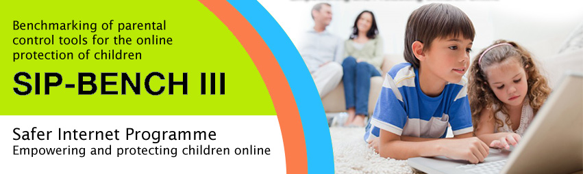 SIP-Bench III - Benchmarking of parental control tools for the online protection of children